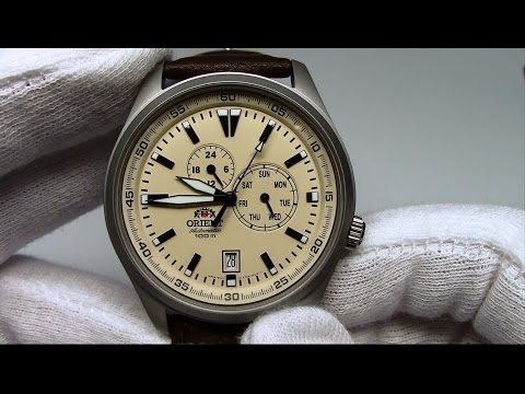 Orient Defender Men's Automatic Field Watch
