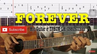 [Guitar]Hướng dẫn: Forever - Stratovarius Guitar SOLO