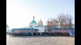Провинциальные новости о ДОБРОМ АВТОБУСЕ