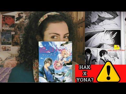 Akatsuki No Yona - Hak X Yona FANBOOK!?
