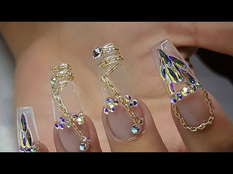 Must See Top Nails Arts Design That Will Make Your Head Spin l Amazing Nails Arts l