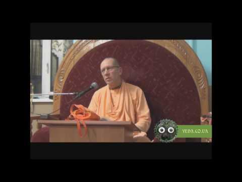 Бхагавад Гита 3.42 - Бхактивайбхава Свами
