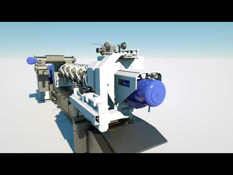 ANDRITZ Feed & Biofuel Technologies - Extruder