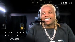 Lil Durk On Overcoming Addiction & Metro Boomin Project | For The Record