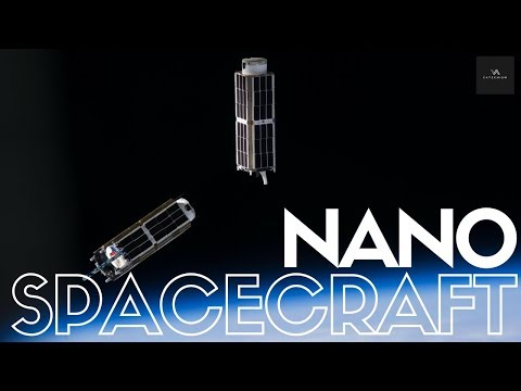 Space Exploration Is Taking A Big Leap Forward With The Creation Of This Nano Spacecraft