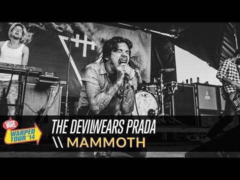 The Devil Wears Prada - Mammoth (Live 2014 Vans Warped Tour)
