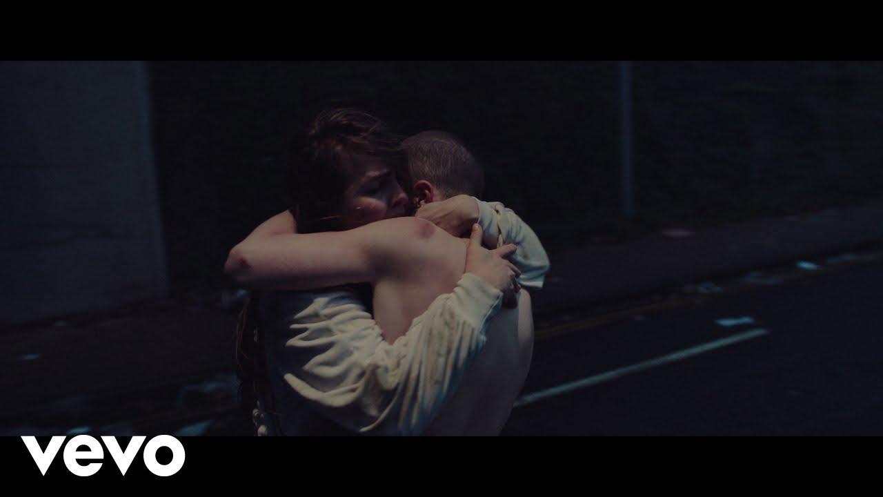 Mura Masa with Ellie Rowsell - Teenage Headache Dreams (Official Video)