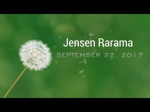 Jensen Rarama & The Covenant Band | Worship Leading (Voice 2PM) - September 22, 2017