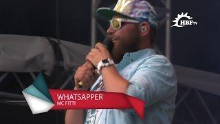 MC Fitti | 'Whatsapper' LIVE