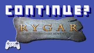 Rygar: The Legendary Adventure (PlayStation 2) - Continue?