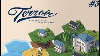 Terroir | Wine Making Tycoon Game | EP.3 - Overstock | Terroir Gameplay | Vinard Tycoon