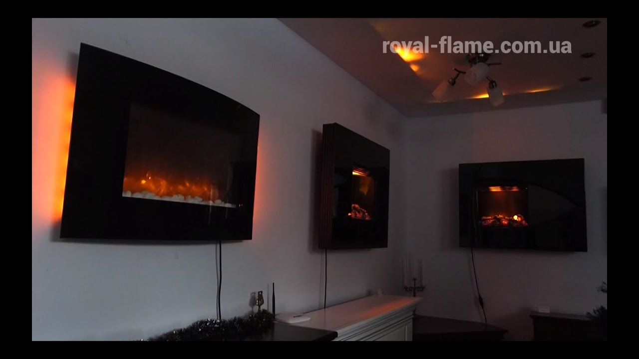 Электрокамин Dimplex Redway - YouTube