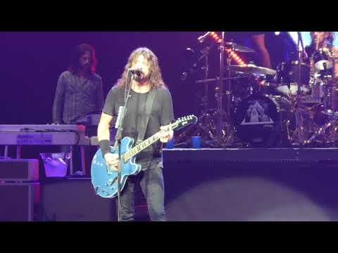 """""""Learn to Fly & The Pretender"""" Foo Fighters@Merriweather Post Pavilion Columbia, Md 7/6/18"""