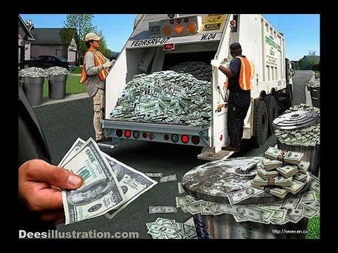 видео: Выход из Матрицы (15 серия) - Нет долгов - нет денег!
