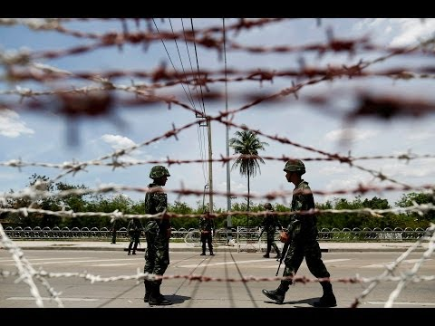 Thai Army Declares Martial Law in Bangkok