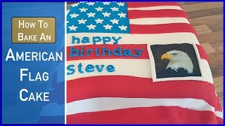 Video how to bake an american flag cake with a bald eagle download MP3, 3GP, MP4, WEBM, AVI, FLV Juli 2018