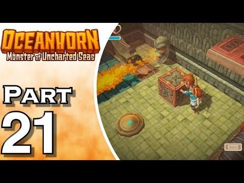 Let's Play Oceanhorn (Gameplay + Walkthrough) Part 21 - Grand Core