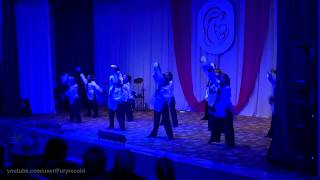 2017_11_25 Танцевальная группа Каприз - Le moulin. Сусуман. Колыма