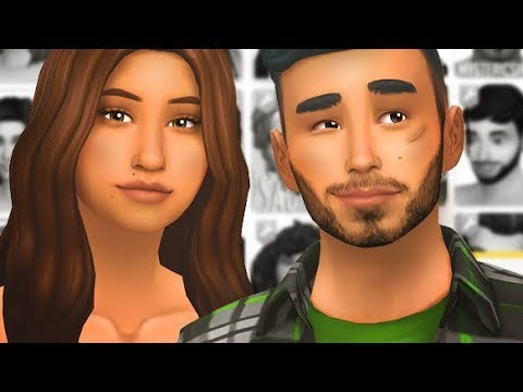 IT'S IN THE DETAILS! SCARS, BIRTH MARKS BEARDS, HAIRS + MORE   THE SIMS 4  // CC SHOPPING HAUL