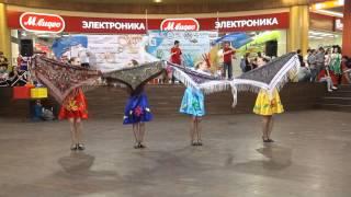 колектив нородного танца Неваляшки -