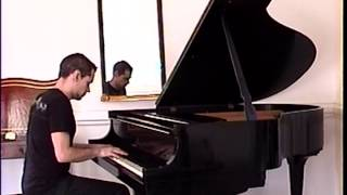 Sarah McLachlan - Sweet Surrender with DJ Tiësto interlude (Piano) - Michael McWilliams