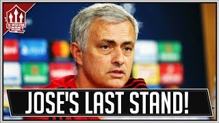 MOURINHO Already BEATEN! Jose Mourinho Press Conference Reaction! Chelsea vs Manchester United