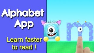 Alphabet Apps - Official  - Mario´s Alphabet App - Review
