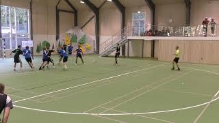 No.5 of the KSLI handball team - centr back Alexander (U16). Generation Handball 2018