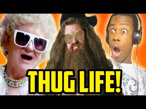 Best Thug Life Vines Compilation Reaction!