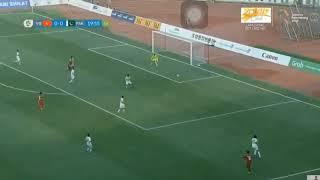 Pha phối hợp và ghi bàn như ngoại hạng Anh của u23 VN vào lưới của Pakistan