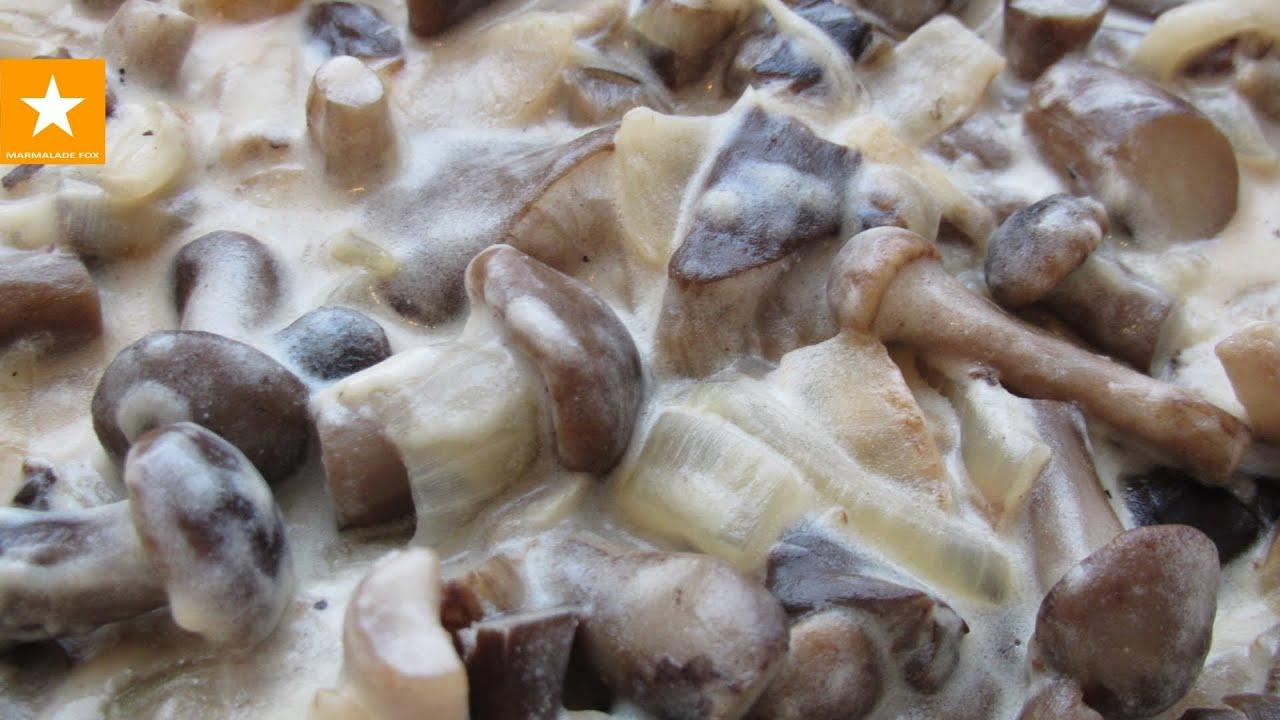 как приготовить грибы опята с картошкой