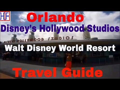 Orlando   Hollywood Studios - Disney Theme Park   Travel Guide   Episode#8