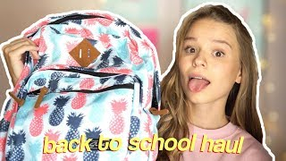 Back to School Αγορές & Giveaway