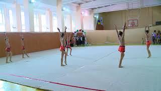 «Irida» Кубок Запорізької області з естетичної гімнастики