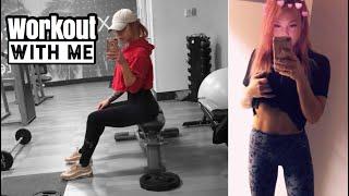 ASMR | Home Workout + Gym Session 💪🏼