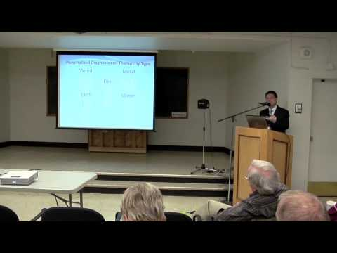 Acupuncture and Chinese Medicine - Dr. William Zhao