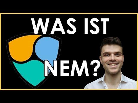 Was ist NEM (XEM)? | Kryptowährungen 2018