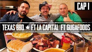Texas BBQ c1 - Ft @La Capital  - Ft @Guga Foods  - Recetas del Mundo