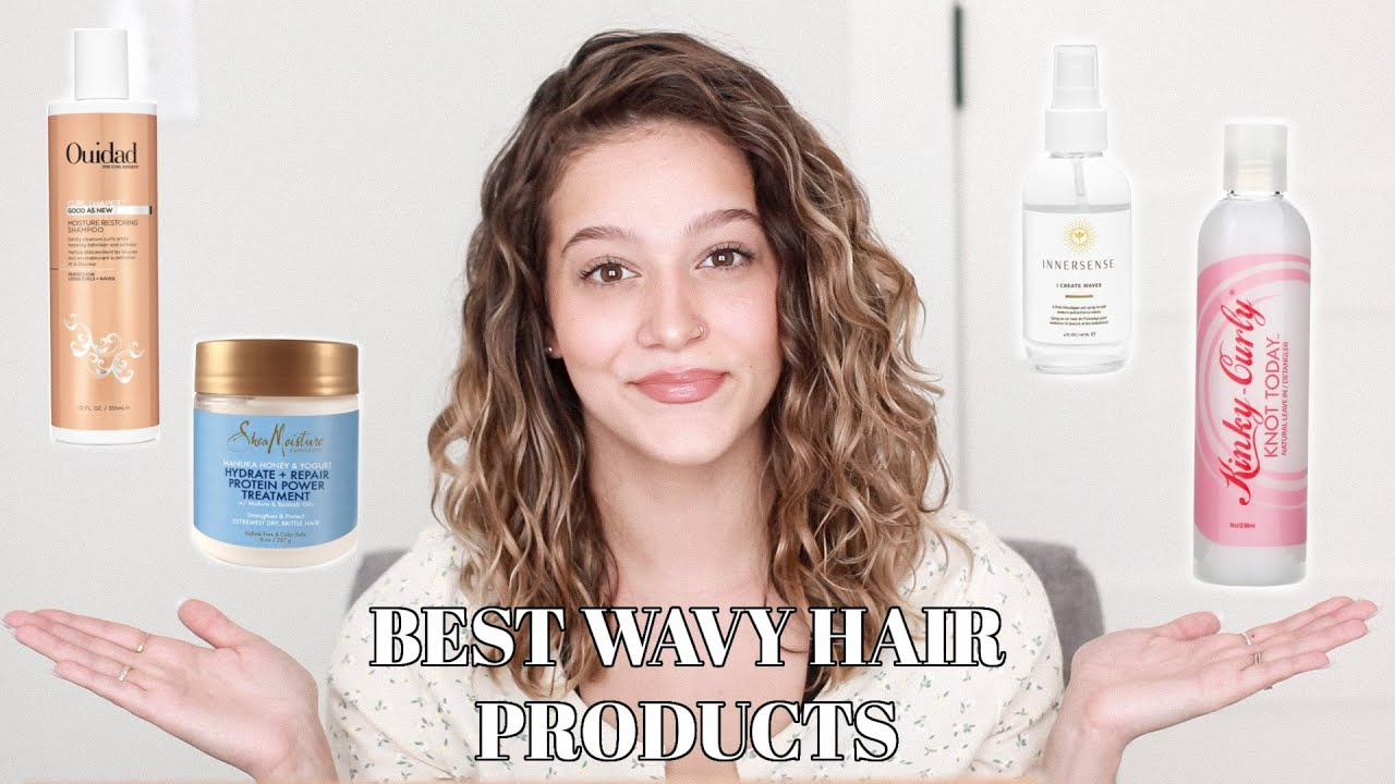 My Favorite Products For Wavy/Curly Hair 20