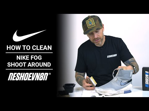 How To Clean #Nike Fear Of God with Mr. Reshoevn8r and #RESHOEVN8R