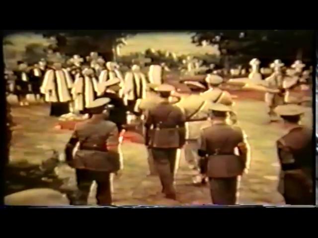 Funeral de Lord Robert Baden-Powell fundador de los Scouts