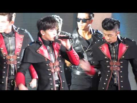 Don't Stop Can't Stop - 2PM World Tour Go Crazy in Newark 141114