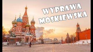 Wyprawa Moskiewska 1(G) Trudne początki