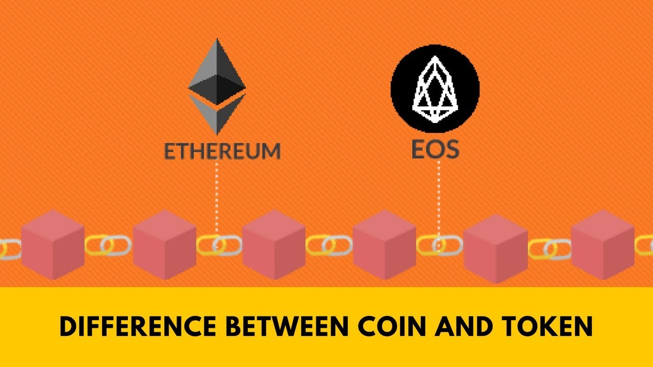 Difference between Coin and Token in crypto currency