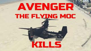 GTA 5 Avenger The flying MOC Kill Montage (Compilation#81)