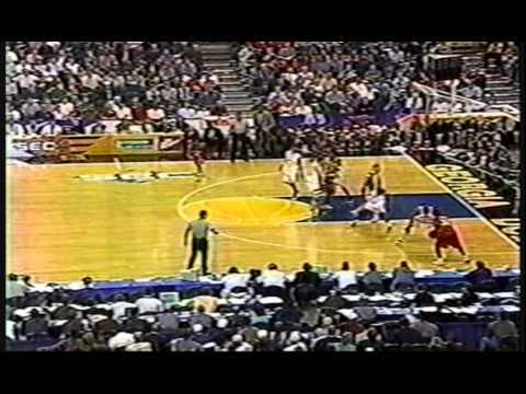 Arkansas vs. Georgia 2000 (SEC 1st Round)