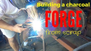 Forge: Coal vs charcoal?  Why I'm building a charcoal forge.  FarmCraft101