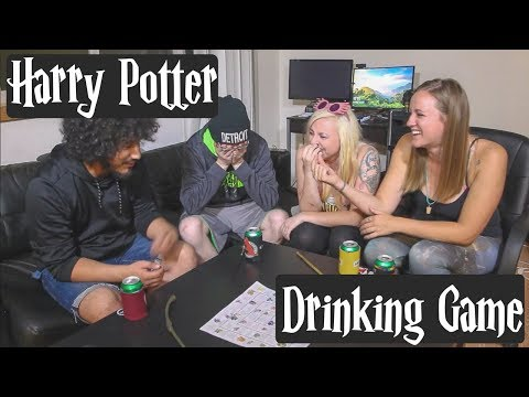 Harry Potter Drinking Game ⚡️