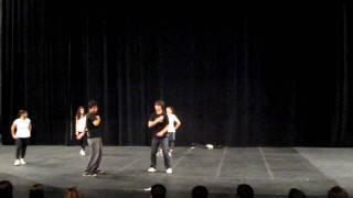 Hip Hop Live Performance - Mike, Shadi, Charles, Islam, Sasha