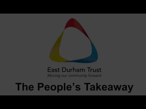Comic Relief CrowdMatch Film - East Durham Trust: The People's Takeway